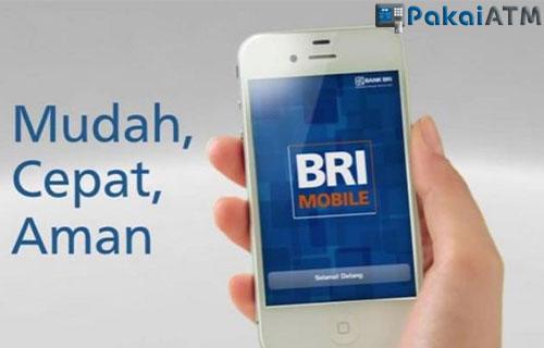 1. Blokir Lewat BRI Mobile Mobile Banking