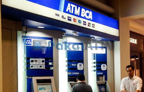 1. Kunjungi Gerai ATM BCA