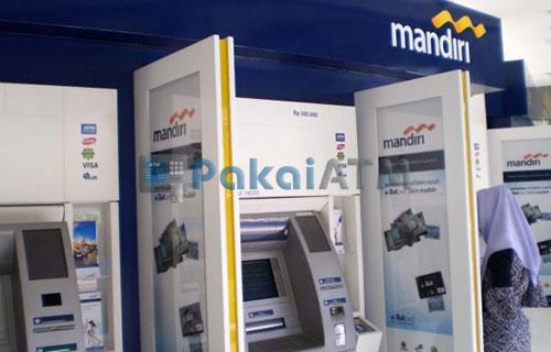 1. Kunjungi Gerai ATM Mandiri Terdekat
