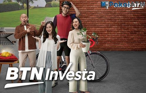 2. Bunga BTN Investa