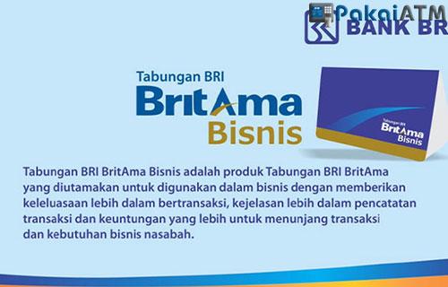 2. Bunga Tabungan BritAma Bisnis