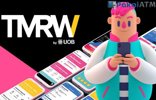 2. Cek Saldo UOB via TMRW Mobile Banking