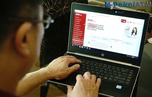 4. Cek Nomor Rekening Lewat Internet Banking