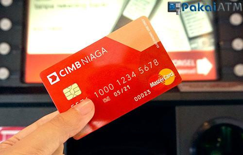 5. Cek Nomor Rekening Lewat ATM