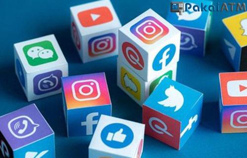 5. Lewat Sosial Media Sosmed
