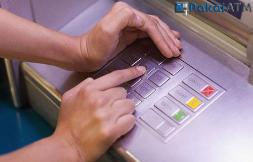 7. Blokir dengan Salah Masukkan PIN ATM