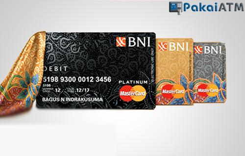 Batas Pengambilan Uang di ATM BNI