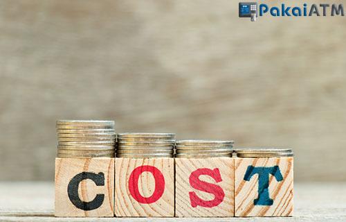 Biaya Bayar STR Lewat ATM Mandiri