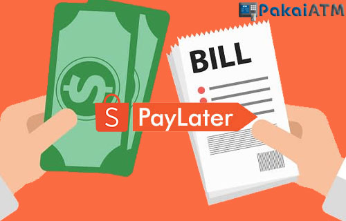 Biaya Bayar Shopee Paylater Lewat ATM BRI