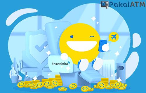 Biaya Bayar Traveloka di ATM BCA