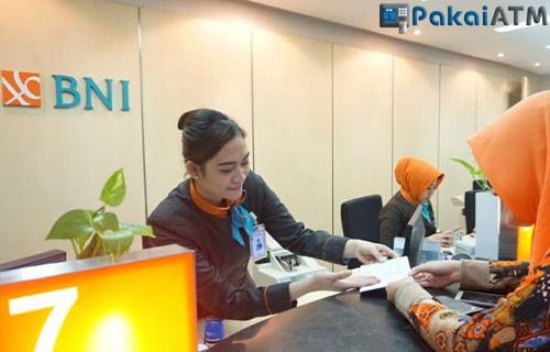 Buka Blokir ATM BNI Lewat Bank (Offline)