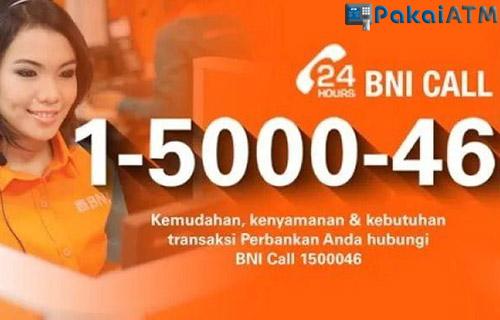 Buka Blokir ATM BNI Tanpa ke Bank Online