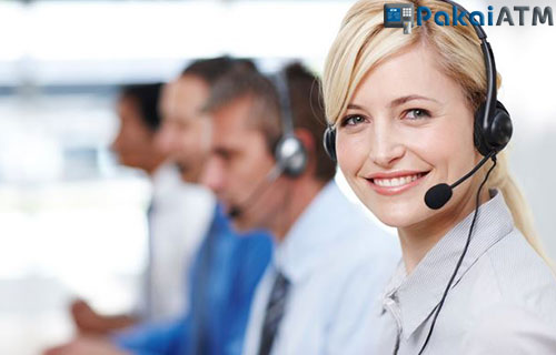 Buka Blokir Lewat Call Center