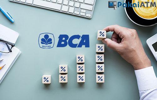 Bunga Tabungan BCA