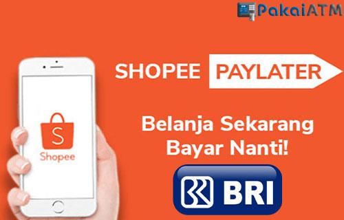 Cara Bayar Tagihan Shopee Paylater Lewat ATM BRI