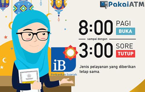 Jam Operasional Bank Syariah Swasta