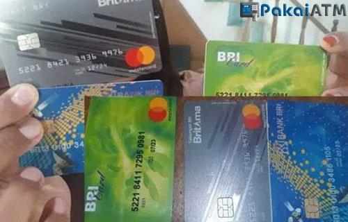Potongan Bulanan Kartu ATM BRI