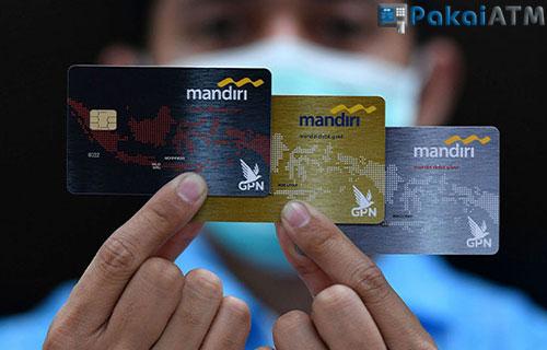 Potongan Bulanan Kartu ATM Mandiri