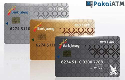 Potongan Bulanan Kepemilikan ATM Bank Jateng