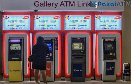1. ATM Link ATM Bersama 1