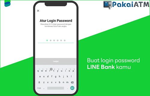 6. Atur Login Password