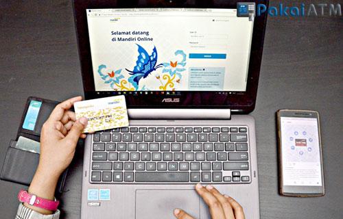 Bayar SPMB Unsoed via Mandiri Online Internet Banking