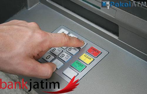 Cara Ganti PIN ATM Bank Jatim