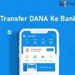 Cara Transfer DANA ke Bank BSI
