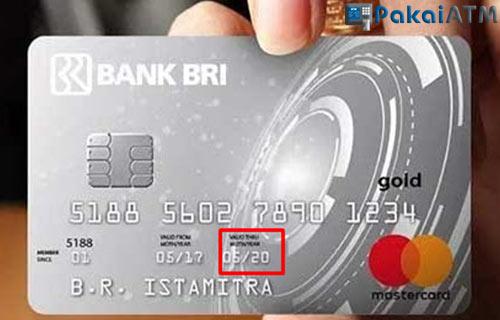 Masa Aktif Kartu ATM