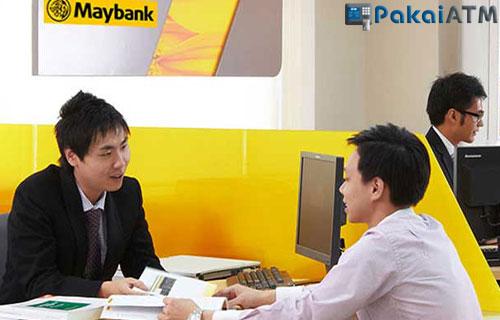 Pembukaan Rekening Maybank Offline