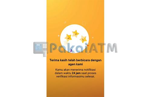 Rekening Bank Jago Telah Aktif