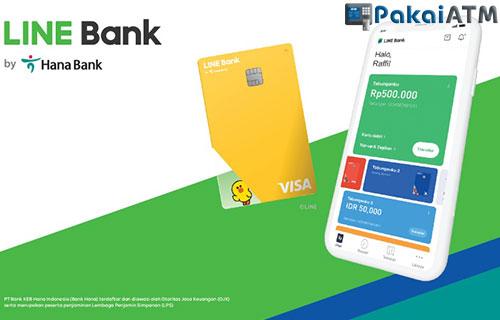 Setoran Awal LINE Bank
