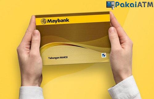 Syarat Buka Rekening MayBank