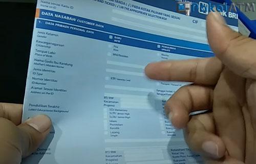 Syarat Membuat ATM BRI Dengan Kartu Pelajar