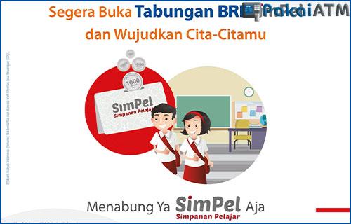 Syarat Pembukaan Simpanan Pelajar SimPel