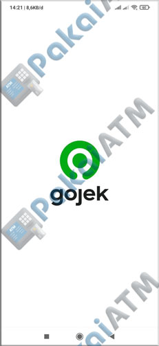 1. Buka Aplikasi Gojek