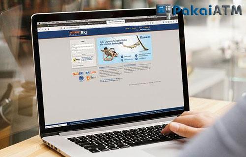 1. Cek Poin BRI Simpedes lewat Internet Banking