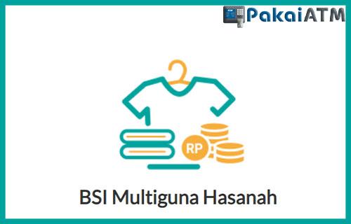 14. BSI Multiguna Hasanah