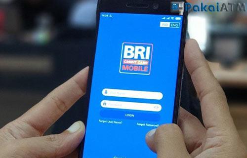 2. Logout Akun BRImo yang Ada di Mobile Banking