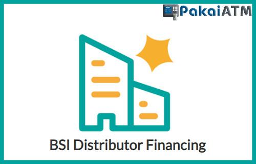 3. BSI Distributor Financing
