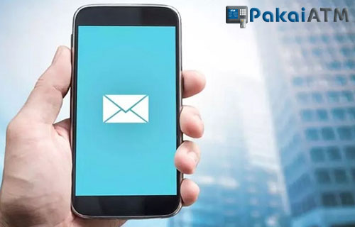 3. Cek Poin BRI Simpedes lewat SMS Banking