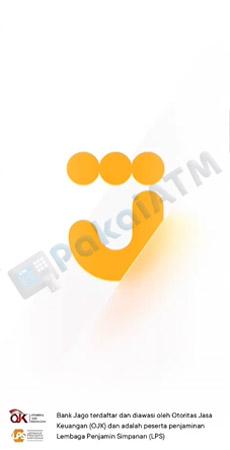6. Buka Aplikasi Bank Jago