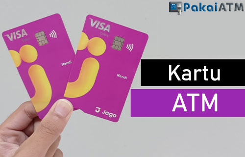 ATM Bank Jago