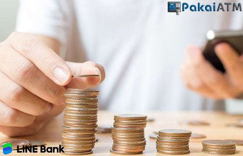 Biaya Admin Top Up OVO Lewat LINE Bank