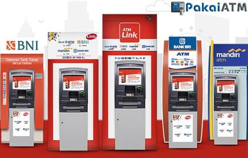 Biaya Transfer Lewat ATM Link 1