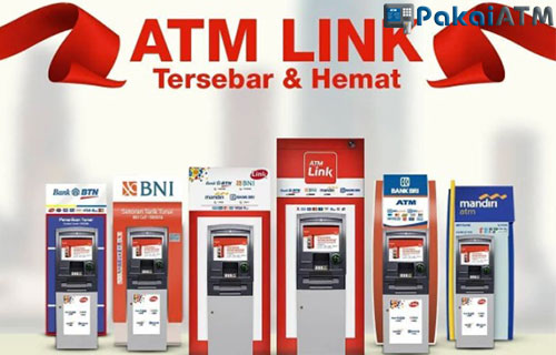 Biaya Transfer Lewat ATM Link 2