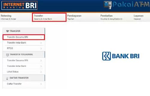 Biaya Transfer Lewat Internet Banking 1