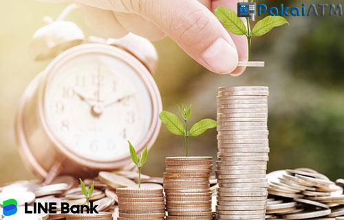 Bunga Deposito LINE Bank