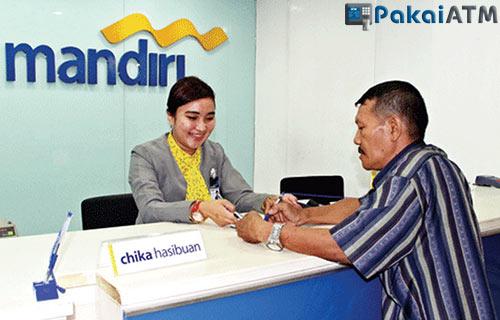 Cara Buka Rekening Deposito Mandiri