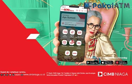 Cara Top Up Shopeepay via OCTO Mobile